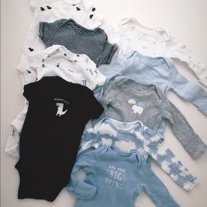Bodysuit/onesie bundle